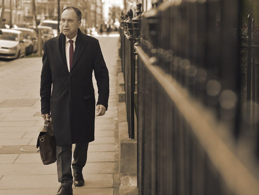 Top-Rated Criminal Defence Courtroom Advocate | Michael Wolkind QC | London & UK